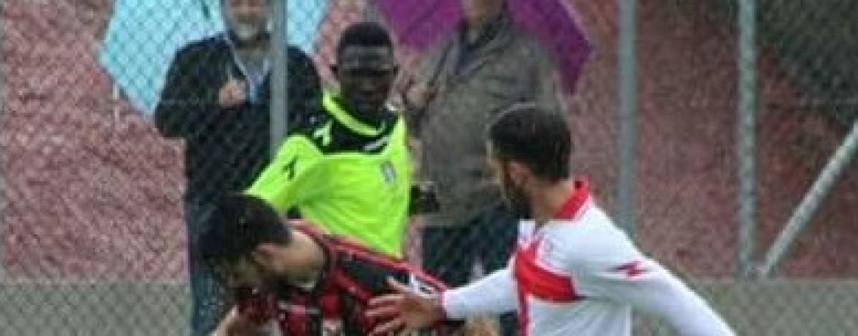 Pape Diop: primo arbitro di colore in Eccellenza Campana, quando il calcio è integrazione