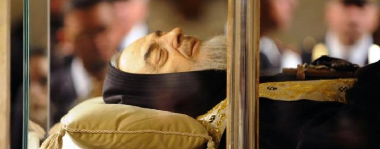 Padre Pio torna a Pietrelcina, evento profetizzato dal Santo stesso