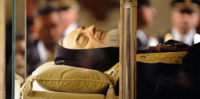 Boom di fedeli per le spoglie di Padre Pio a Benevento e Pietrelcina, le indicazioni per i pellegrini