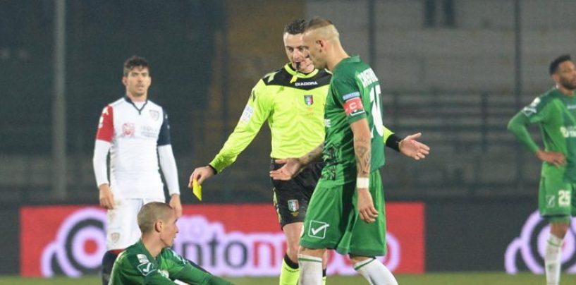 Avellino Calcio – Designazioni arbitrali: a Perugia arbitra Pinzani