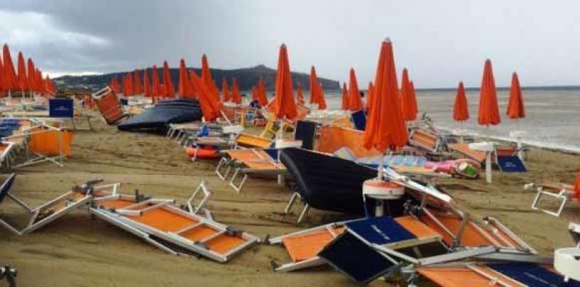 Il maltempo rovina le vacanze agli avellinesi, nuove piogge in arrivo.