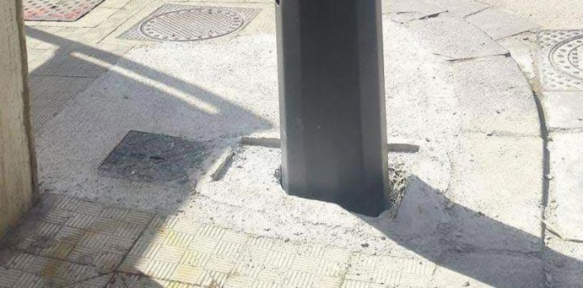Avellino – Parte la raccolta firme contro i pali della Metropolitana leggera