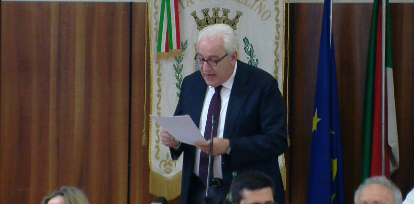 """Consiglio, Foti relaziona sul caso Cocchia. Festa: """"Ultima assise con Davvero"""""""
