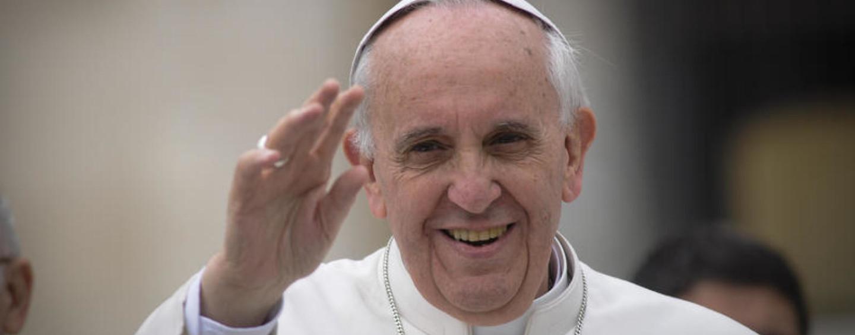 I volontari del Servizio Civile di Mercogliano incontrano Papa Francesco