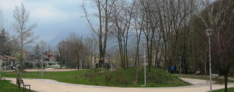 Parco Santo Spirito, illuminazione in tilt: prorogata la chiusura anticipata