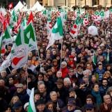 Il Partito democratico, il Governo ed il constante calo dei consensi