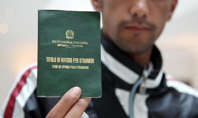 Montefusco said irregolare e si autodenuncia stanco for Permesso soggiorno stranieri
