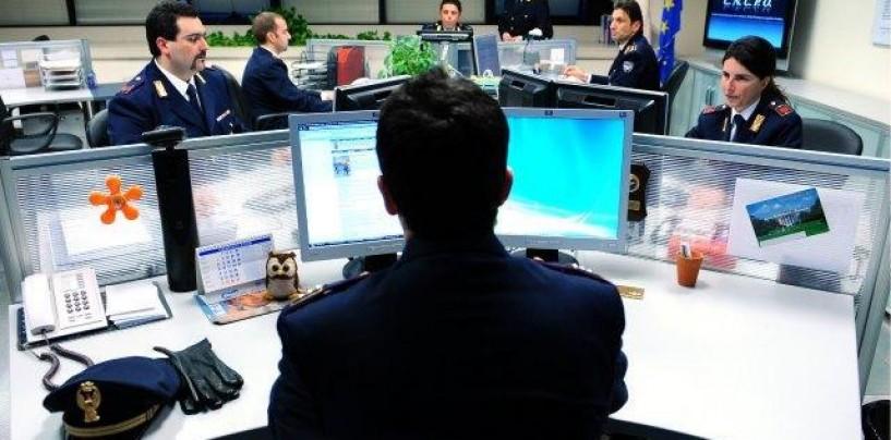 Roma: arrestato un 44enne, sul database più di 10mila immagini e 100 video pedopornografici
