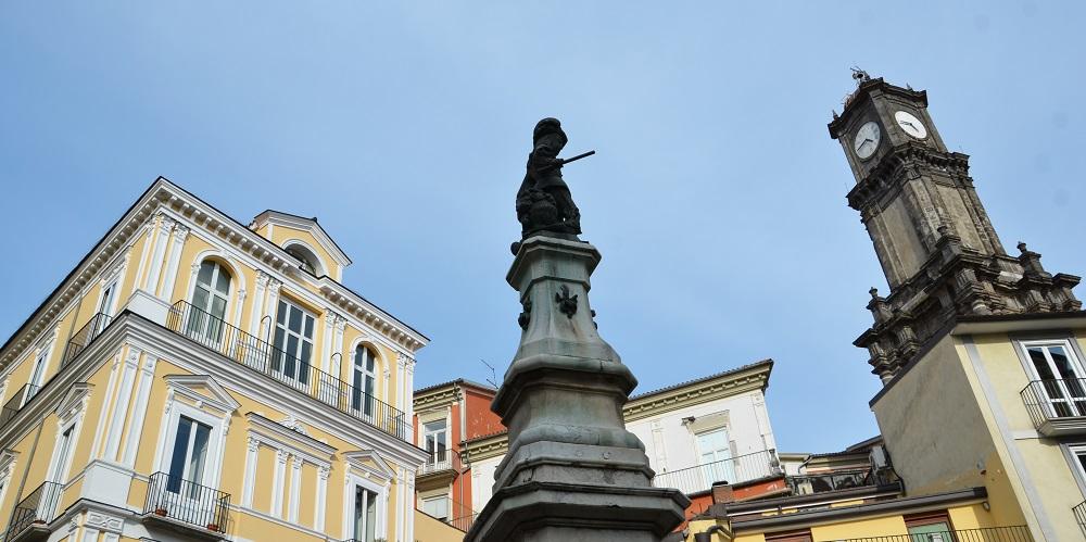 piazza amendola Avellino