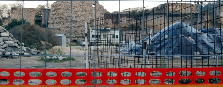 """Avellino – Piazza Castello: """"Prioritaria la messa in sicurezza"""""""