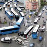 Spostamento bus di piazza Kennedy, Air convocata in Regione