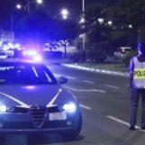 Guida sotto effetto di droghe e provoca un incidente: denunciato
