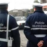 Sciopera la polizia municipale di Avellino