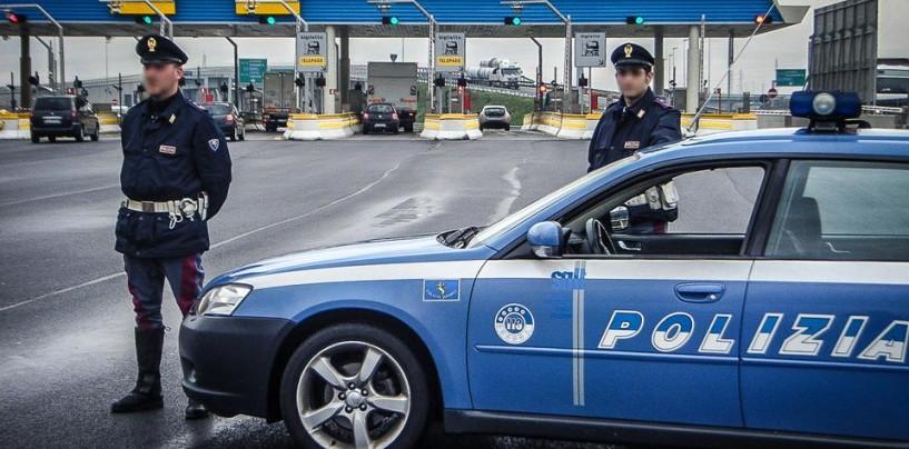 """Polizia Stradale, operazione """"esodo estivo"""": 450 pattuglie impiegate e 1121 automobilisti sanzionati"""