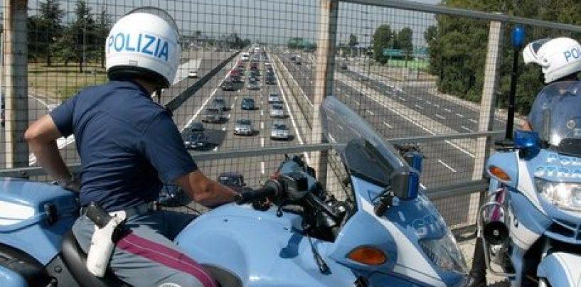 Trasporto di pomodori, intensificati i controlli della Polizia Stradale