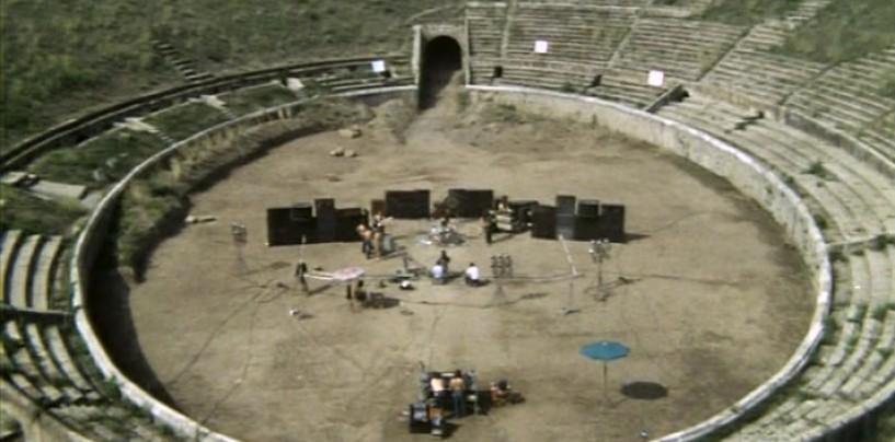 Virus Covid-19: chiuso il sito di Pompei