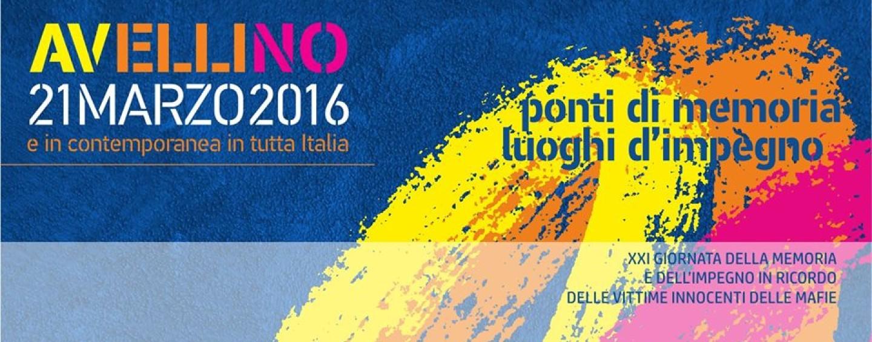 Avellino si prepara al 21 marzo, Giornata della memoria in ricordo delle vittime delle mafie