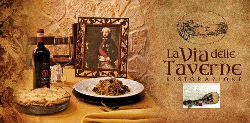 Sabato con la Posteggia napoletana a La Via delle Taverne