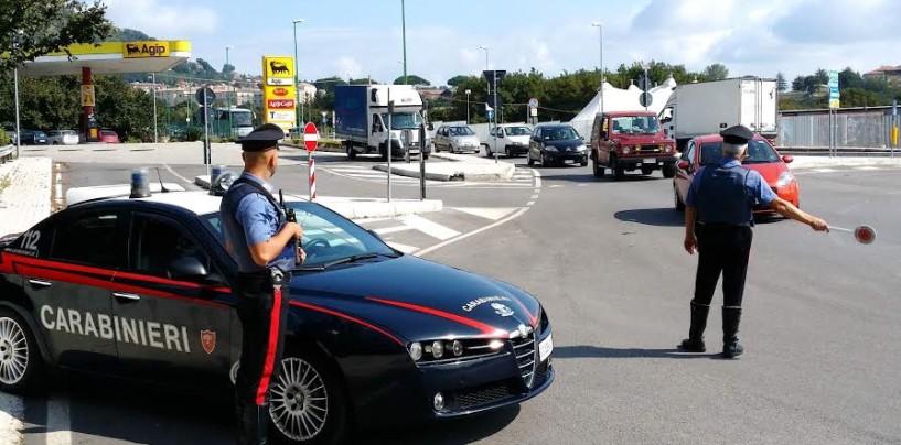 """Il Comando Provinciale dei Carabinieri predispone il """"Ferragosto sicuro"""""""