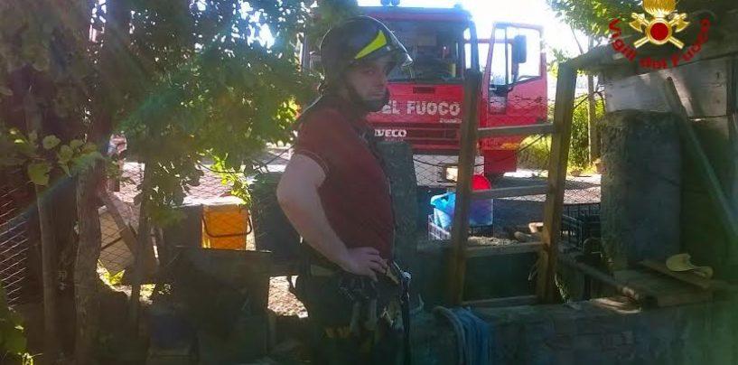 Tragedia a Grottaminarda, anziano cade in un pozzo e muore