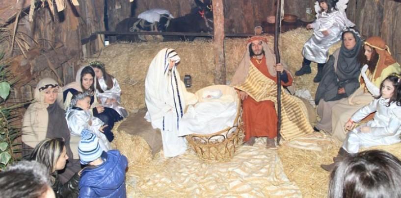 Presepi viventi in Irpinia: ogni anno si celebra il fascino della tradizione