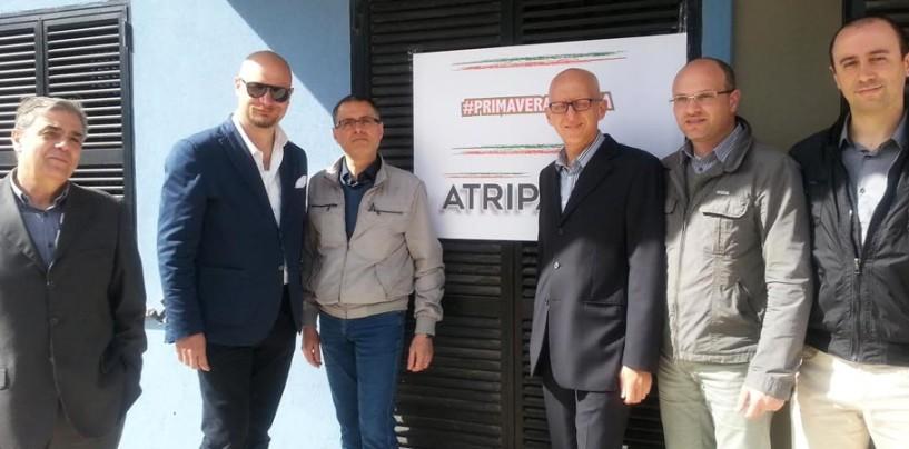 Grande successo per l'inaugurazione del circolo territoriale di Primavera Irpinia ad Atripalda
