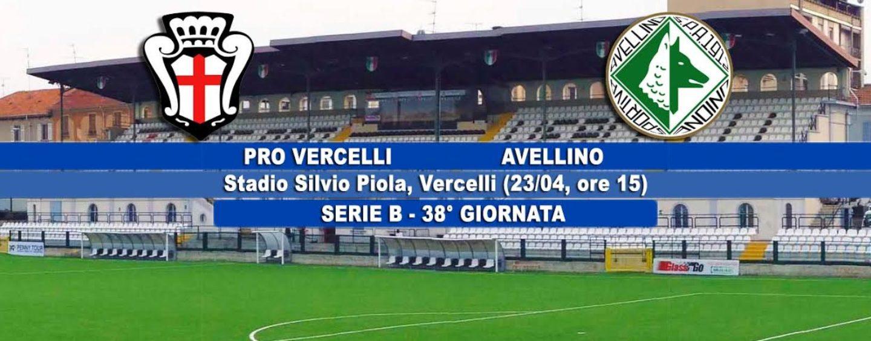 Pro Vercelli – Avellino, le probabili formazioni: Tesser lancia Joao Silva