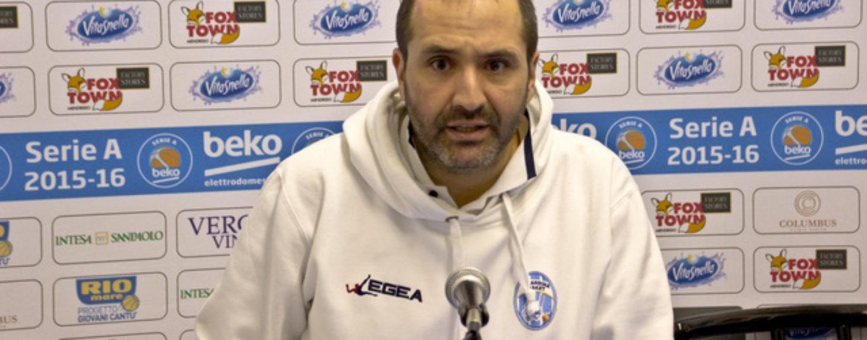 """Basket, Di Carlo: """"Siamo contati ma vogliamo concludere bene il campionato"""""""
