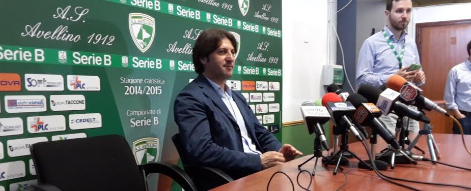 Massimo Rastelli Avellino Calcio