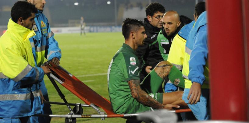 Avellino Calcio – Il punto sugli infortunati: gli aggiornamenti su Rea e Pisano