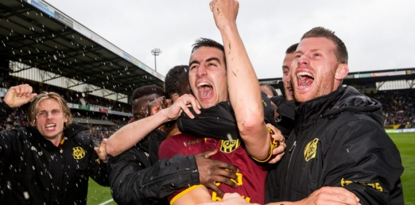 Calcio, Pugliese diventa main sponsor in Serie A in Olanda
