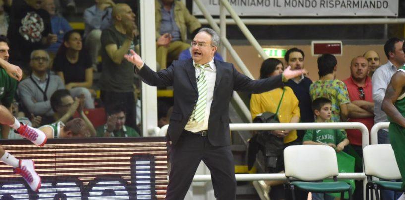 """Basket Scandone, Sacripanti: """"Gara 7 il giusto epilogo di una serie avvincente, vogliamo la finale"""""""