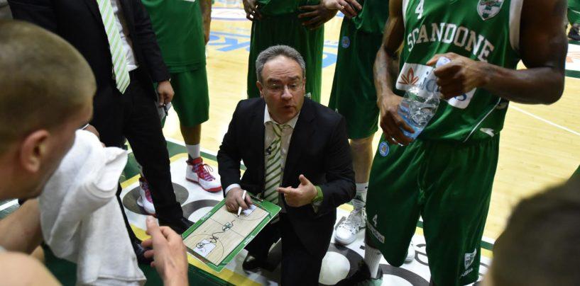 """Basket, Sacripanti dispiaciuto: """"Stagione incredibile, grazie a tutti. Ci sono tutte le basi per ripartire al meglio"""""""