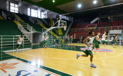 FOTO/ Basket, al via la stagione della Sidigas Avellino: Buva pronto a chiudere