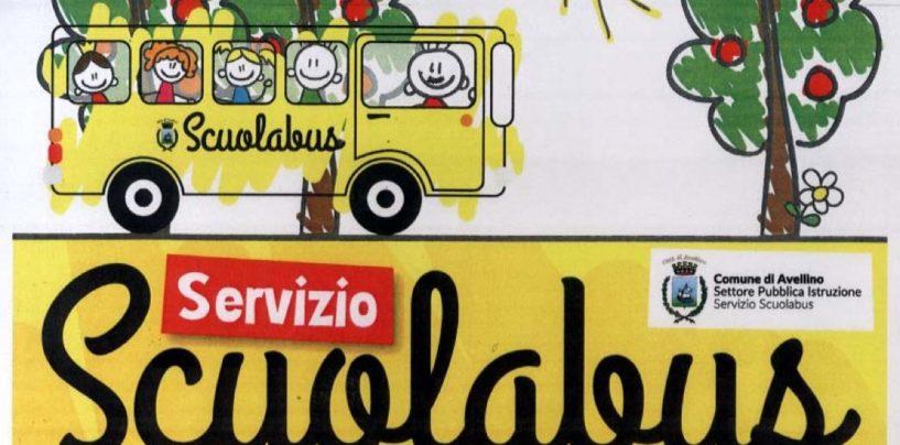 Comune di Avellino, servizio Scuolabus disponibile anche d'estate