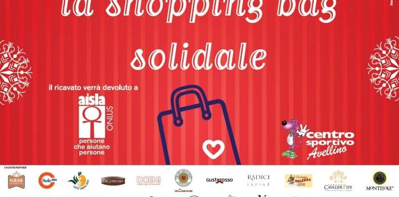 Centro sportivo Avellino e Aisla Onlus: sabato la cerimonia conclusiva delle shopping bag solidali