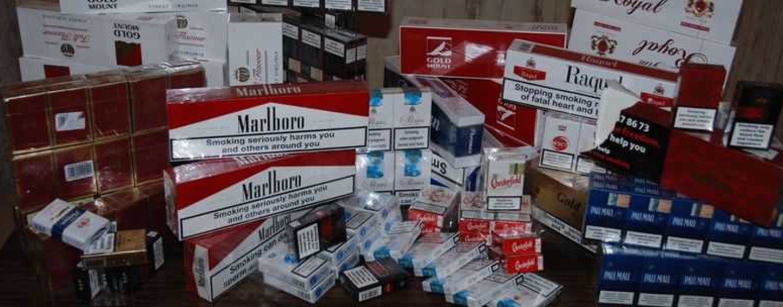 Avella: sigarette di contrabbando nella propria abitazione, denunciata 21enne
