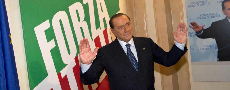 """Berlusconi """"benedice"""" Santoli: """"Alla terra d'Irpinia la mia massima attenzione"""""""