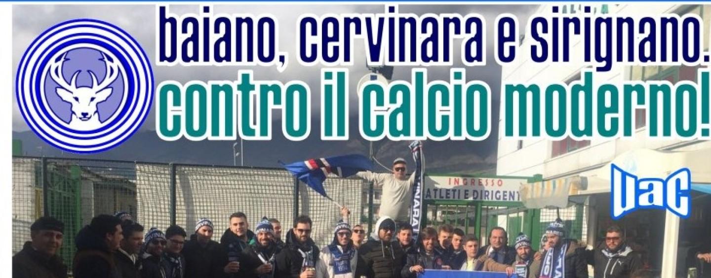 Calcio, sfottò e sindaci ultras: il tifo cervinarese è con Raffaele Colucci
