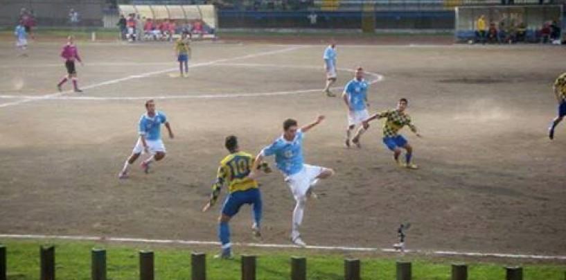 Promozione – Poche emozioni nel derby Solofra-Serino: pari giusto