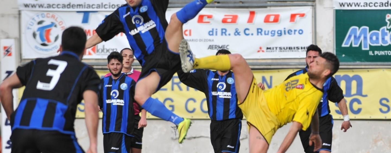 Eccellenza – FC Sorrento e Massa Lubrense non si fanno del male, vince la noia