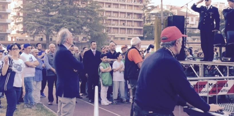 """Lavori al Campo Coni, """"Sportdays"""" trasloca a Parco Manganelli"""