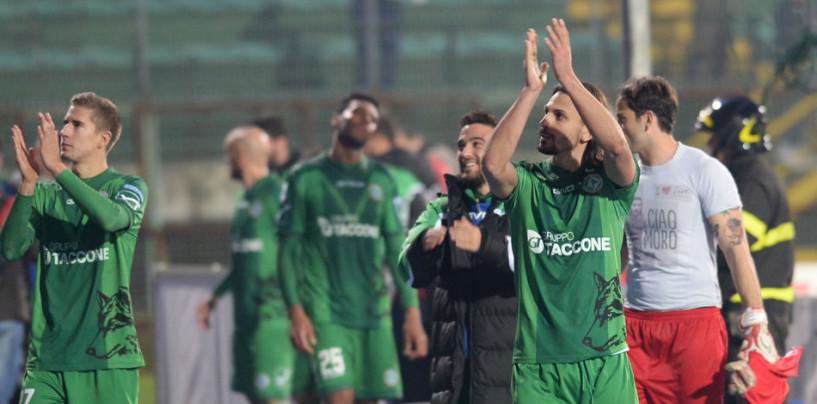 Avellino – Pro Vercelli, il fotoracconto: rivivi le emozioni del successo biancoverde
