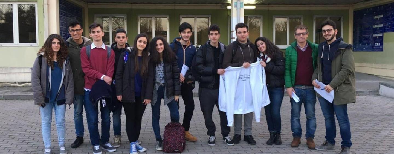 Il liceo Mancini di Avellino conquista le Finali Nazionali delle Olimpiadi della Matematica