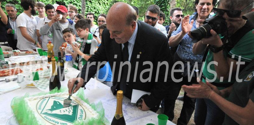 Avellino Calcio – La Valle Caudina abbraccia i lupi: il fotoracconto della festa