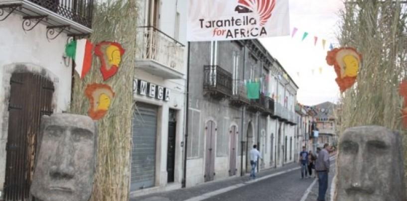 Tarantella for Africa: al via il calendario delle iniziative