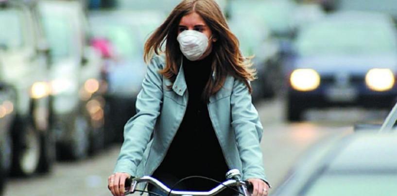 Avellino, non piove più… E lo smog aumenta
