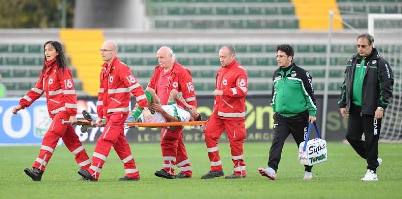 Avellino Calcio – Da Biraschi a Visconti passando per Tavano: il punto sugli infortunati
