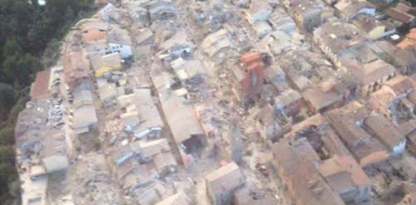 Terremoto, a Grottaminarda parte la raccolta di beni di prima necessità