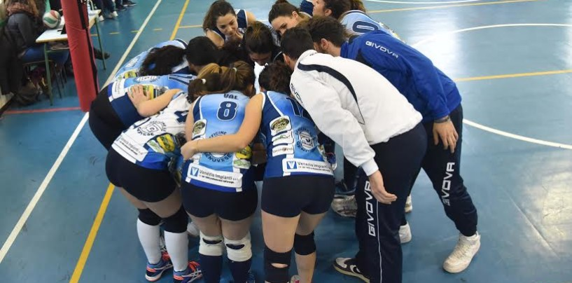 Volley, pronto riscatto del The Marcello's che espugna Benevento